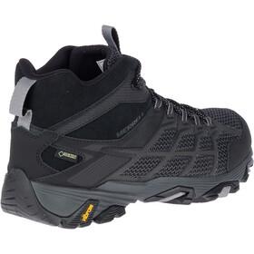 Merrell Moab FST 2 GTX Zapatillas Mid Hombre, all black